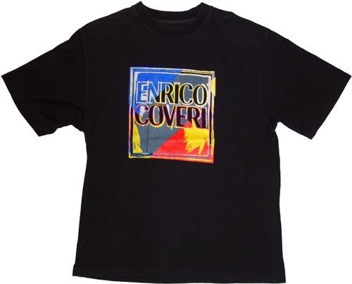 ENRICO COVERI Tシャツ   ヴィンテージ 古着