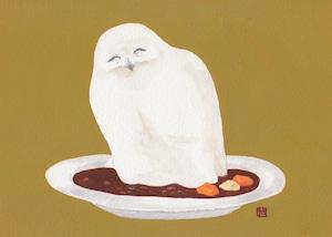 ポストカード『米当番』