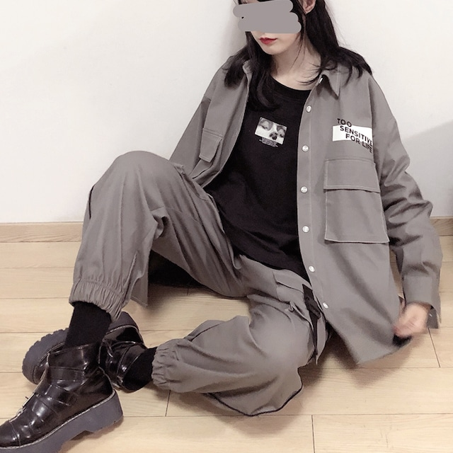 boys pants gray