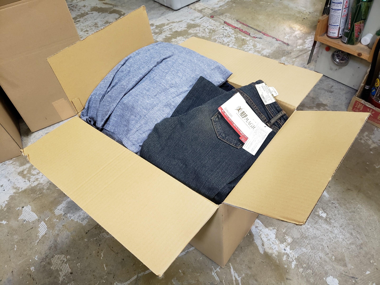 ●レディースパンツ古着MIX●(120サイズ梱包)●古着衛門店頭品質●大量/業販/仕入れ/卸/福袋