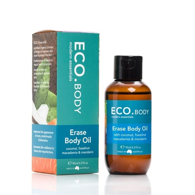 【eco./エコ】ボディオイル Erase Body Oil 95ml