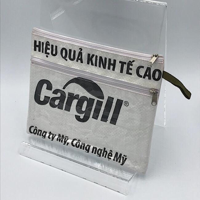 かわいいビニール製バッグ