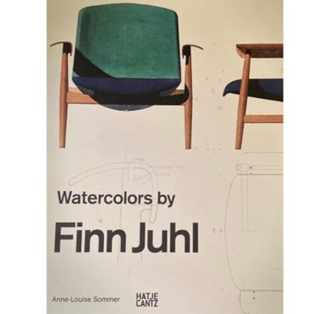 書籍 Watercolors by Finn Juhl