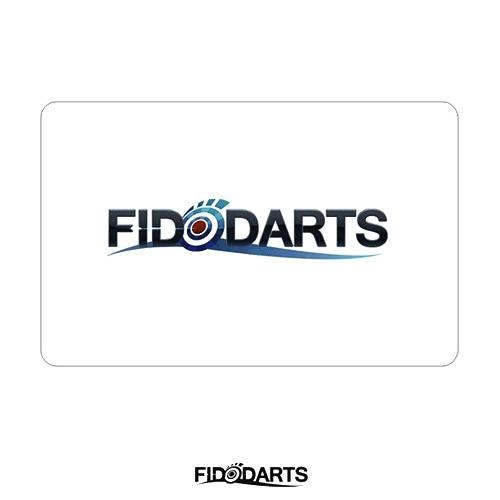 FIDO Darts Card [009]