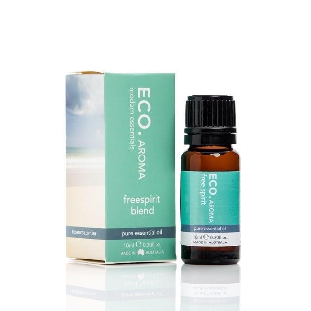 【eco./エコ】フリースピリット ブレンド Essential Oil 10ml