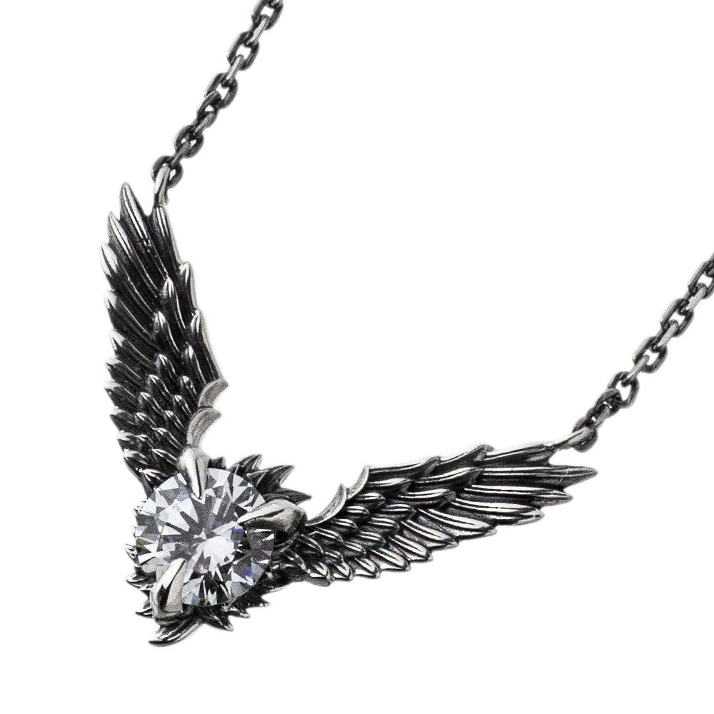 天使の翼ペンダント ACP0348 Angel wings pendant