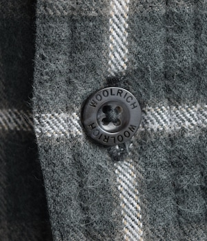 USED WOOLRICH CHECK SHIRT