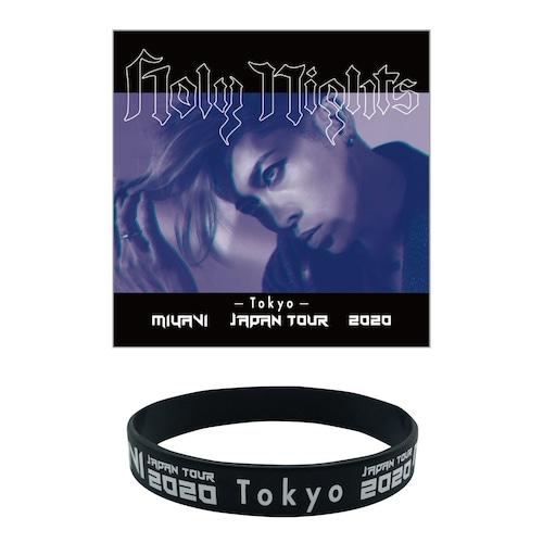 【MIYAVI''Holy Nights''JAPAN TOUR 2020】ラバーバンド Tokyo