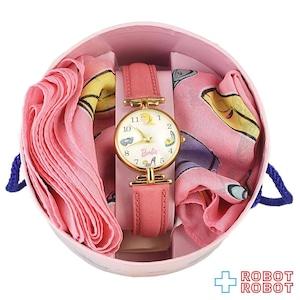 バービー 35周年 アニバーサリー アクセサリー ウォッチ 腕時計
