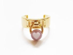 Vintage Heart Lock Ring ♯0110 ヴィンテージハートロックリング