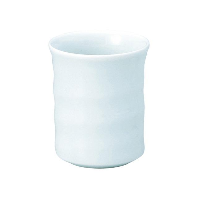 ろくべい湯呑 おぼろ 強化磁器【2062-6050】