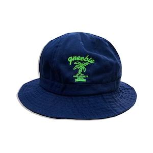 Logo Tennis Hat【Navy】