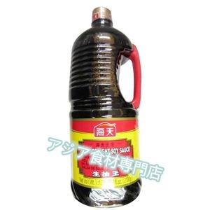 【常温便】海天生抽王醬油(海天生抽王しょうゆ)