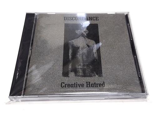 [USED] Discordance - Creative Hatred (1996 2002) [CD-R]
