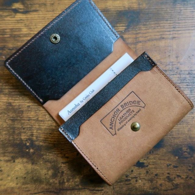 Namecard Holder   Horse Leather