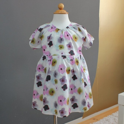 CHRISTINArohde Flower プリントTunic Dress