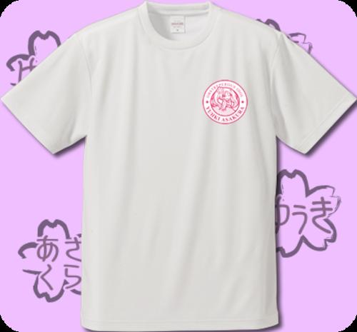 亜桜ゆぅきTシャツ E2