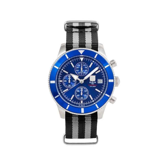 200M防水&機能的な腕時計|C004