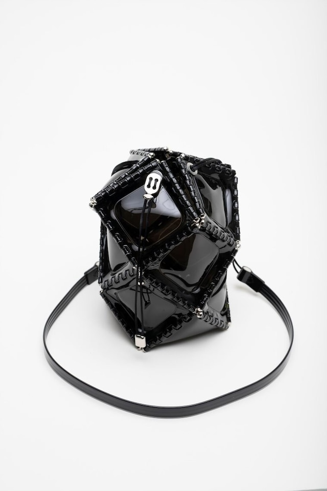 52 BY HIKARUMATSUMURA 【ゴジュウニバイカルマツムラ】ASTERISK-Medium(Black)