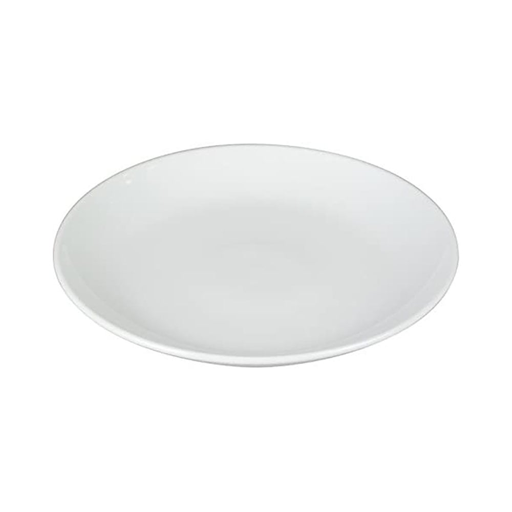 西海陶器 波佐見焼 「コモン」 プレート 皿 240mm ホワイト 13214