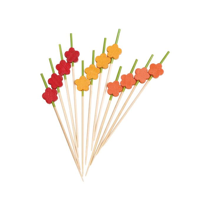 飾り串(花)12P 【49-221】