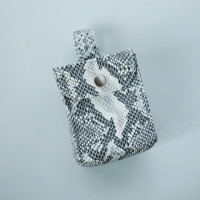 【libenis × qsssy】Leather Porch【受注生産】