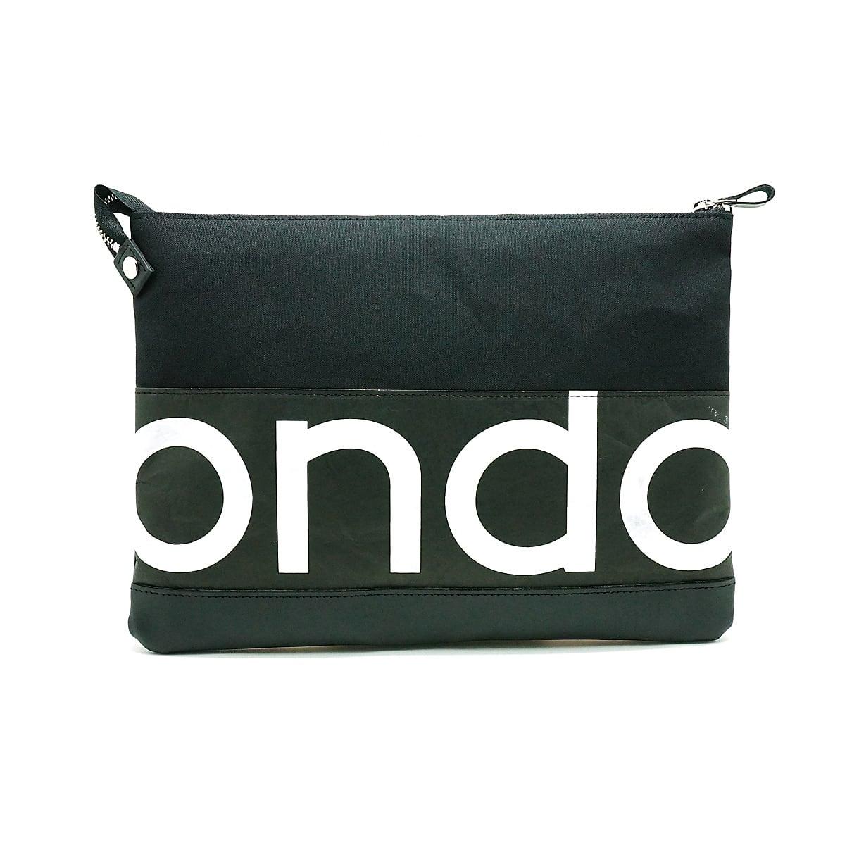 Clutch Bag / Black  CLB-0017