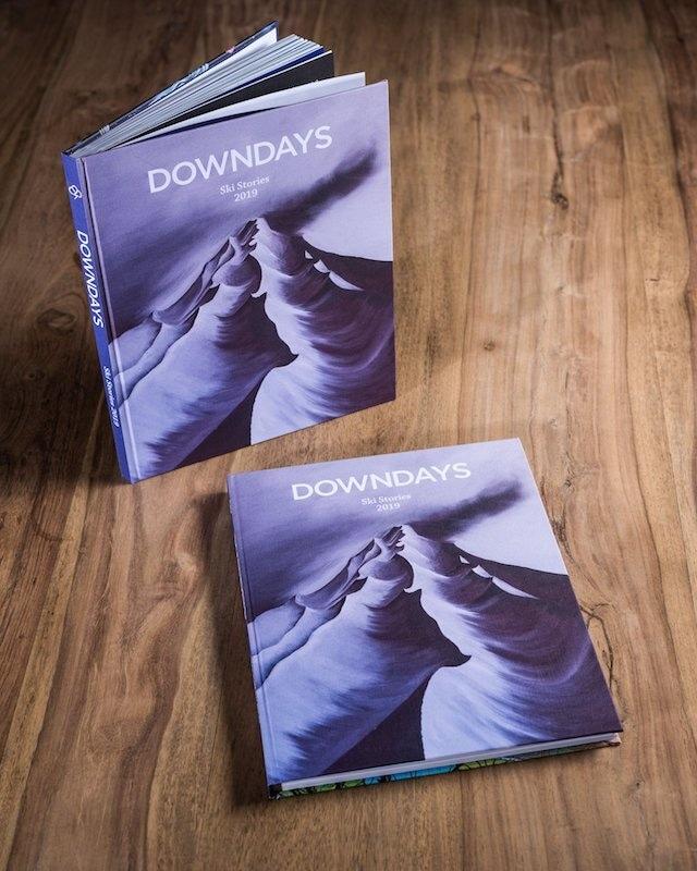 DOWNDAYS - Ski Stories 2019 コーヒーテーブル・ブック