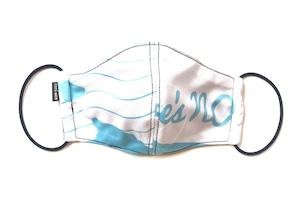 【デザイナーズマスク 吸水速乾COOLMAX使用 日本製】SPORTS MIX MASK CTMR 0919131