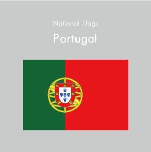 国旗ステッカー ポルトガル
