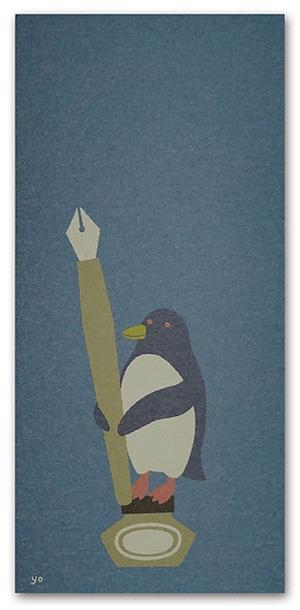 PenPalZooひとこと便箋 ペンギン
