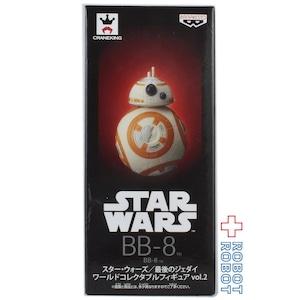 スター・ウォーズ ワールドコレクタブルフィギュア vol.2 BB-8