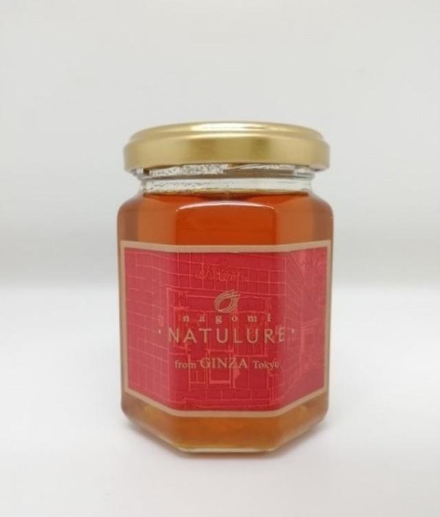 ローズヒップの有機薔薇はちみつ 160g Rose honey