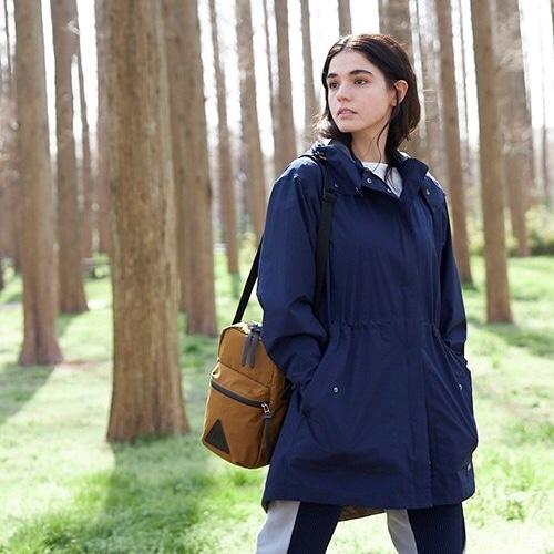 【ANONYM CRAFTSMAN DESIGN】3H SHOULDER BAG(COYOTE)  透湿防水ショルダーポーチ アノニム クラフツマン デザイン 日本製 MADE IN JAPAN
