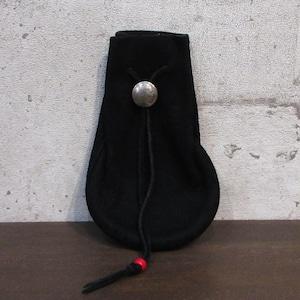 GOROS 巾着 L ブラック