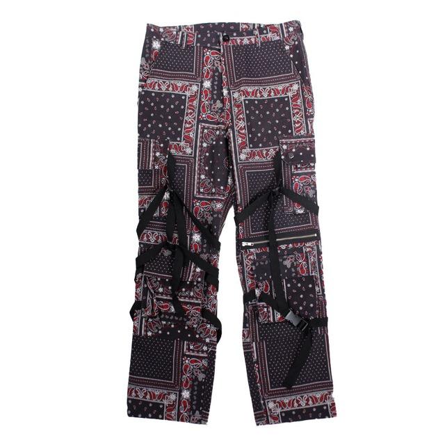 ROGIC Bandana Bondage Pants