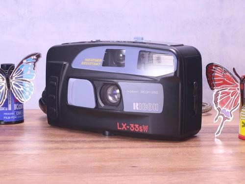 RICOH LX-33sW