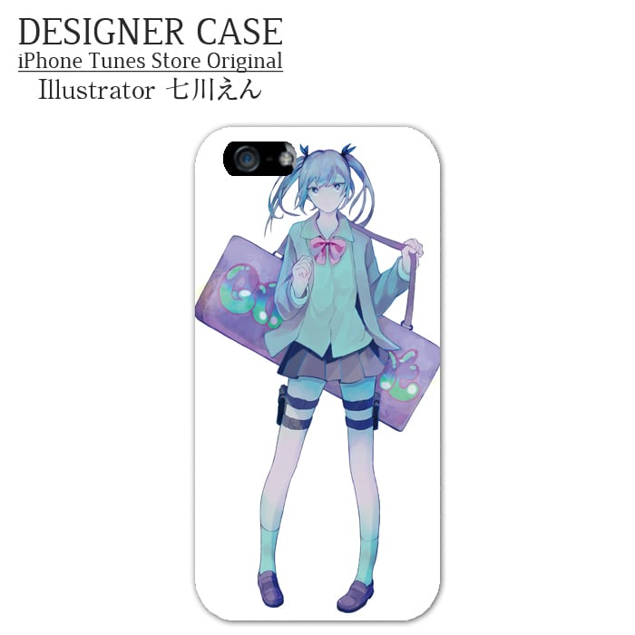 iPhone6 Soft case[killing candy] Illustrator:Enn Nanakawa
