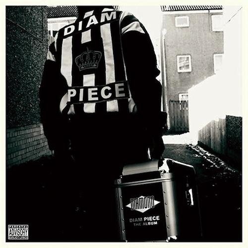 【LP】Diamond D - The Diam Piece