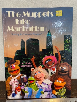 80's The Muppets Take Manhattan   Starring Jim Henson's Muppers