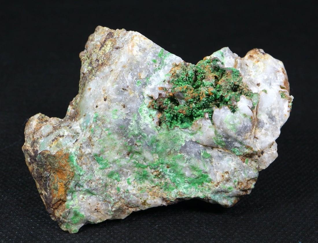 ※SALE※マラカイト 孔雀石(くじゃくせき) 153,5g MA002 鉱物 原石 天然石 パワーストーン