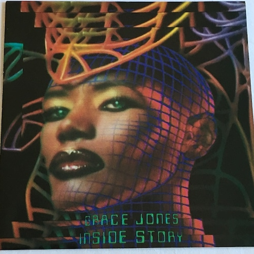 【LP・英盤】Grace Jones / Inside Story