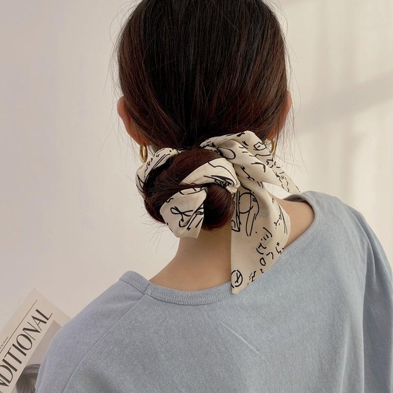 artistic design scarf