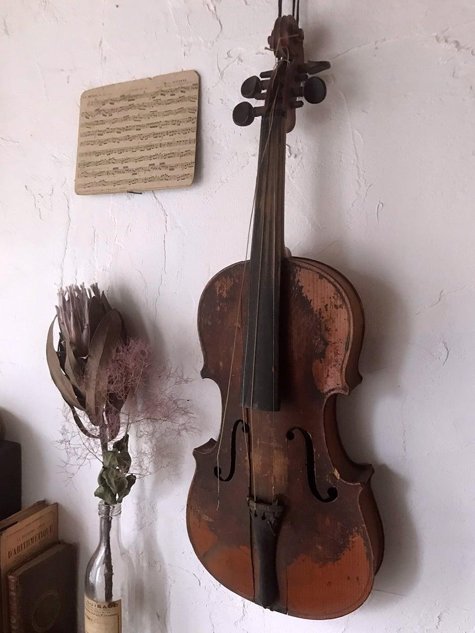 バイオリン 弦楽器 ジャンク