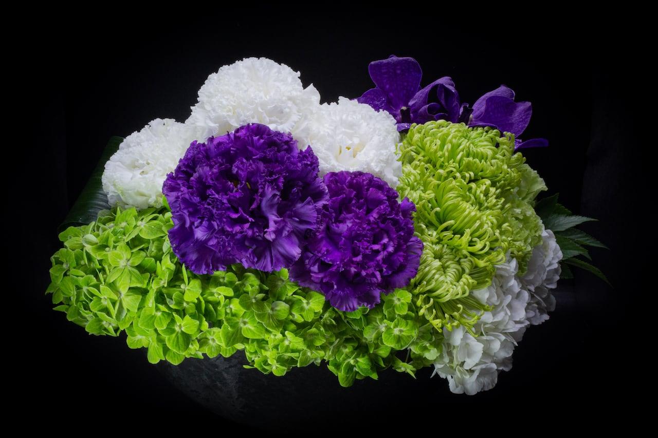 Funeral Flower Arrangement L(御供)