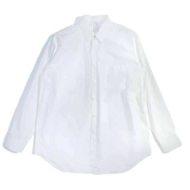 スーピマコットンビッグシャツ