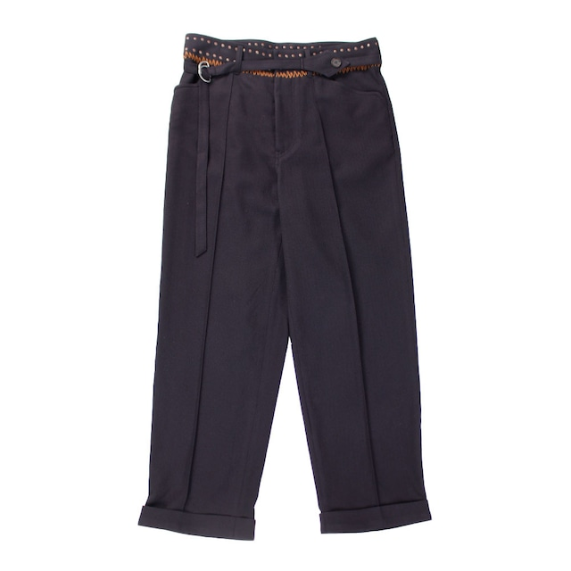 BED j.w. FORD Trousers Black
