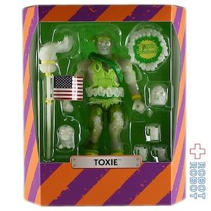 EE限定 スーパー7 悪魔の毒々モンスター TOXIE トキシー 蓄光ver. 6インチ アクションフィギュア