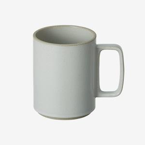 HASAMI PORCELAIN (ハサミポーセリン) Mug cup (Clear / グレー) HPM021【85x106】 Lサイズ