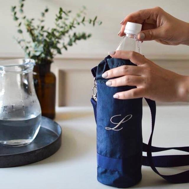 【刺繍入り】ボトルケース